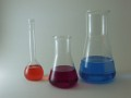 Anodising dyes in solution